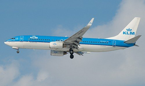 PH-BXL KLM - Royal Dutch Airlines Boeing 737-8K2 Sparrow Hawk